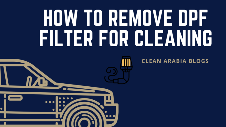 How to remove dpf filter for cleaning? What You Need To Know